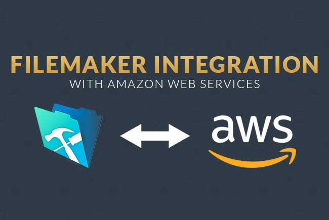 FileMaker Integration with AWS