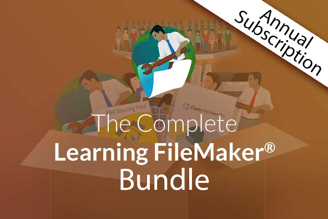 The Complete Learning FileMaker Subscription