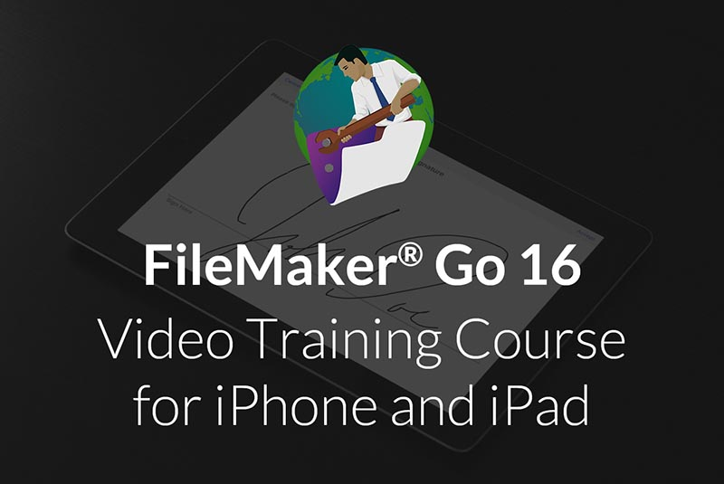 FileMaker Go 16 Video Course