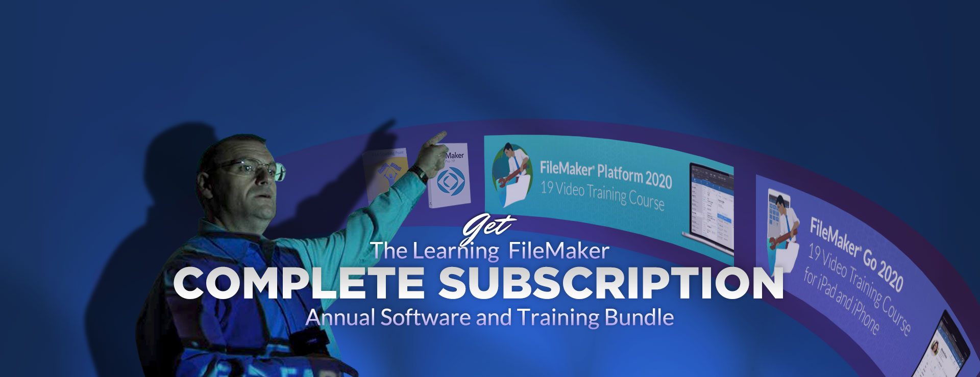 Complete Learning FileMaker Subscription